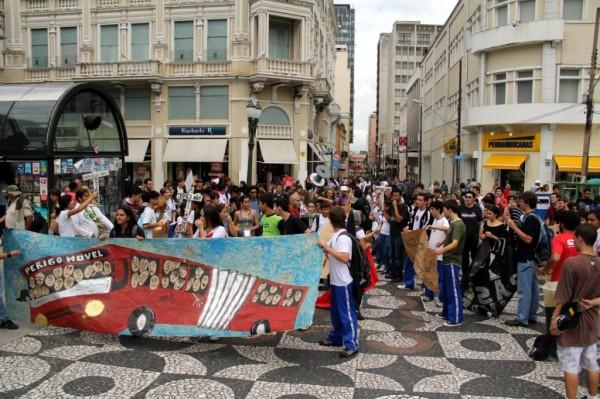 Rede contra o tarifaço 2011