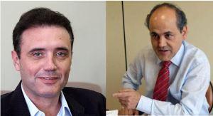 Fruet (direita), prefeito recém eleito de Curitiba nomeia Bertoldi Secretário da Habitação.Bertoldi é do clã que explora o transporte coletivo da cidade.