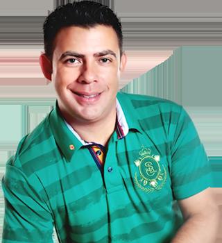 Vereador Rogério Campos